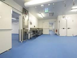 Полимерные полы для медицинских учреждений