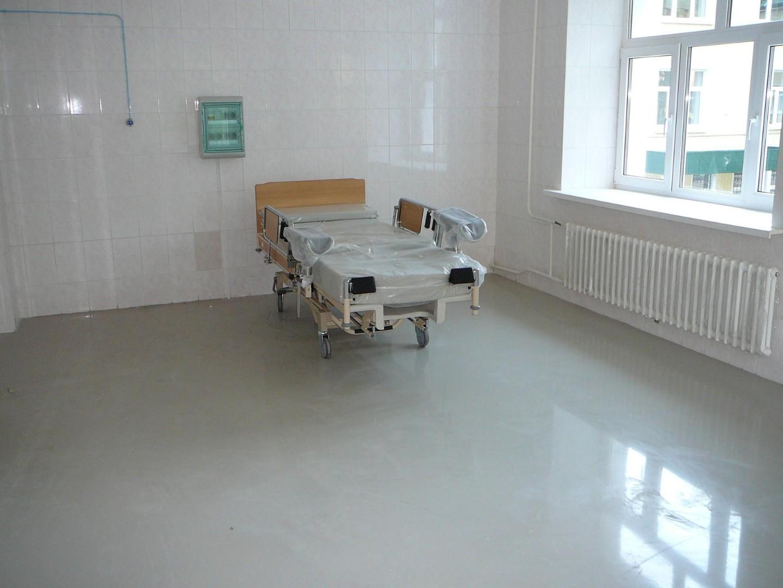 Полы для медицинских учреждений